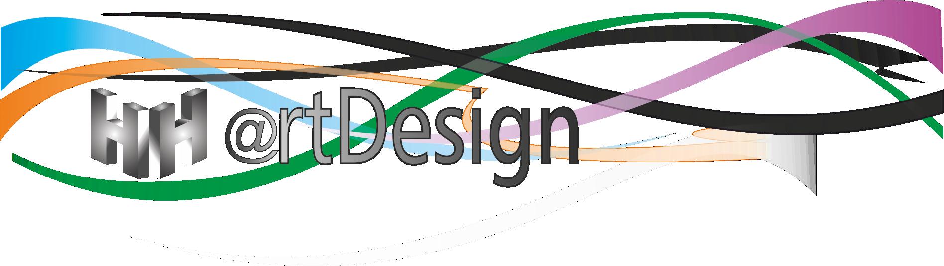 Logo HH-ArtDesign, Werbetechnik Professionell, Textildruck HH